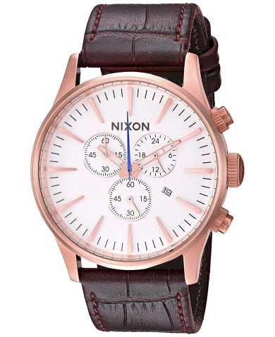 Nixon Men's Quartz Watch A4052459-00