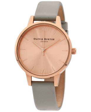 Olivia Burton Women's Quartz Watch OB15MD46