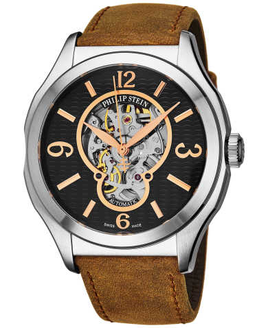 Philip Stein Men's Watch 17ASKFBCASSTBR