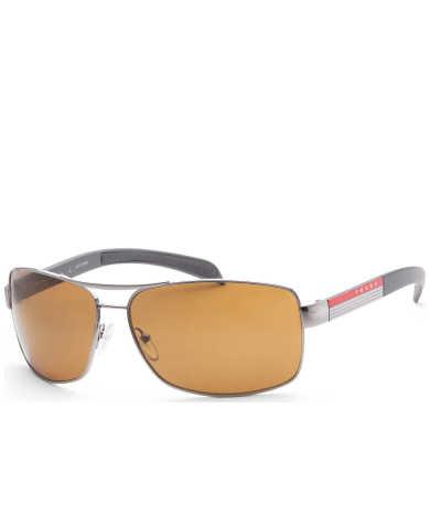 Prada Men's Sunglasses PS54IS-5AV5Y165