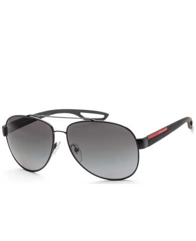 Prada Men's Sunglasses PS55QS-1AB5W162