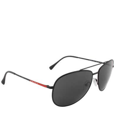Prada Men's Sunglasses PS55US-DG05S061