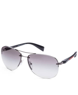 Prada Men's Sunglasses PS56MS-5AV3M162