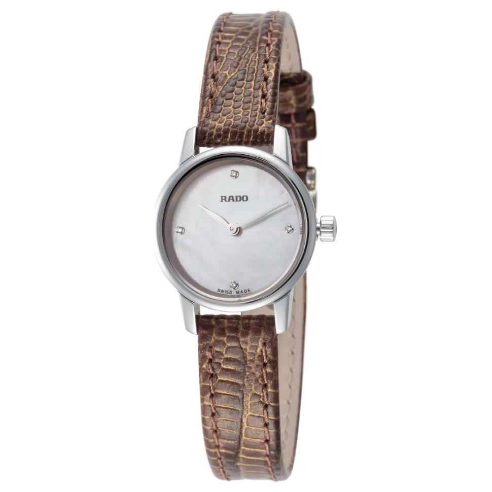 Rado Coupole Swiss Quartz Women's Casual Watch