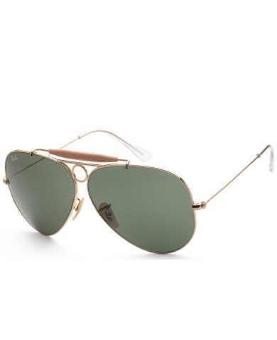 Ray-Ban Unisex Sunglasses RB3138-001-62