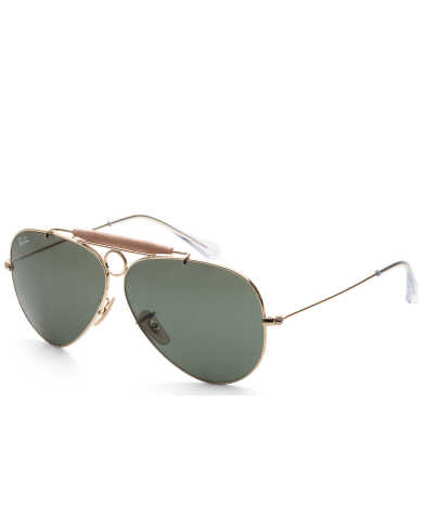 Ray-Ban Unisex Sunglasses RB3138-001