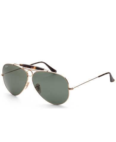 Ray-Ban Unisex Sunglasses RB3138-181