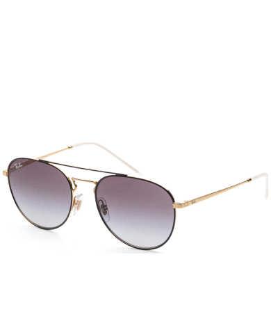 Ray-Ban Unisex Sunglasses RB3589-90548G-55