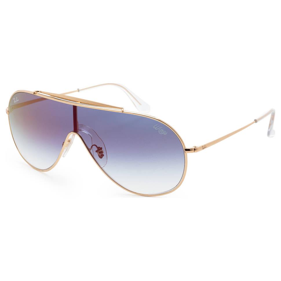 RAY-BAN Wings Men's  Sunglasses  $64.99