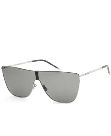 Saint Laurent Unisex Sunglasses SL1MASK-30002627002