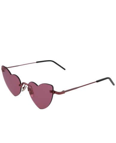 Saint Laurent Women's Sunglasses SL254LOULO-30006128004