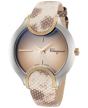 Salvatore Ferragamo Women's Quartz Watch FIZ060015