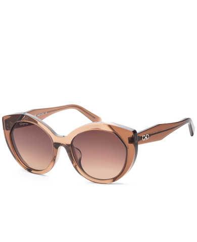 Ferragamo Women's Sunglasses SF869SA-5619210