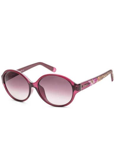 Ferragamo Women's Sunglasses SF872SA-5815500