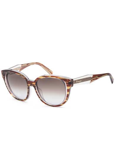 Ferragamo Women's Sunglasses SF895SA-5617027