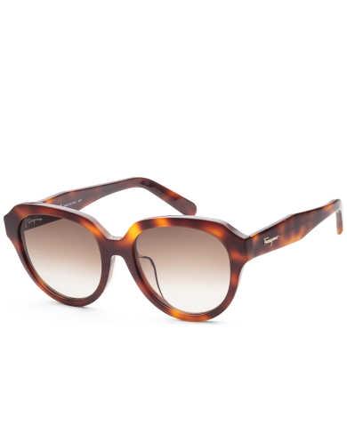 Ferragamo Women's Sunglasses SF906SA-5418214