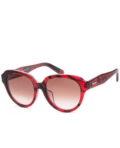 Ferragamo Women's Sunglasses SF906SA-5418645