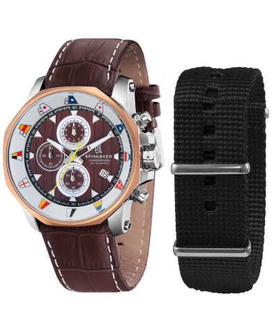 Spinnaker Men's Quartz Watch SP-5012-0C