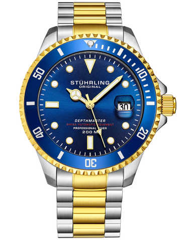 Stuhrling Men's Automatic Watch M13725