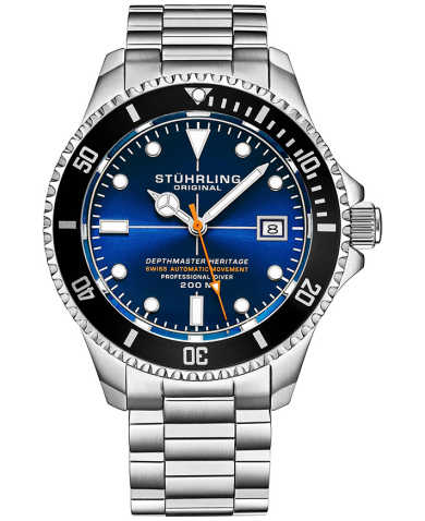 Stuhrling Men's Automatic Watch M13729