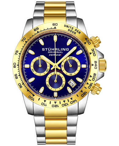 Stuhrling Men's Quartz Watch M13758