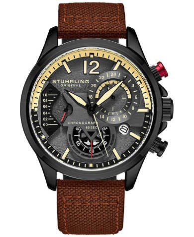 Stuhrling Men's Quartz Watch M13785