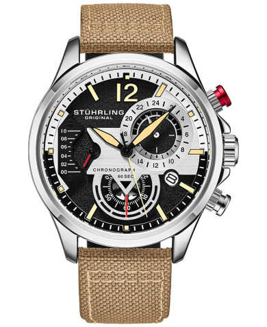 Stuhrling Men's Quartz Watch M13796