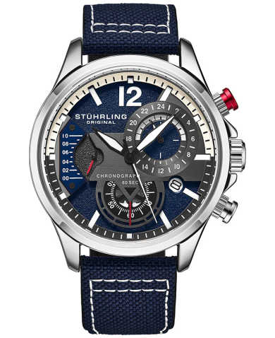 Stuhrling Men's Quartz Watch M13797