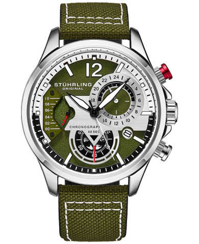 Stuhrling Men's Quartz Watch M13798