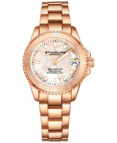 Stuhrling Women's Quartz Watch M13856