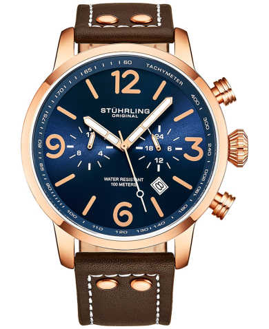 Stuhrling Men's Quartz Watch M13857