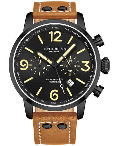 Stuhrling Men's Quartz Watch M13858