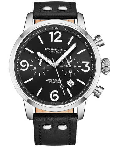 Stuhrling Men's Quartz Watch M13859