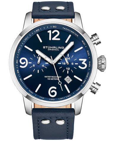 Stuhrling Men's Quartz Watch M13860