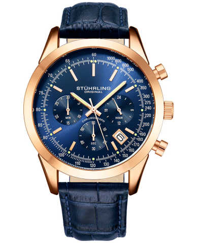 Stuhrling Men's Quartz Watch M13865