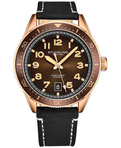 Stuhrling Men's Quartz Watch M13874