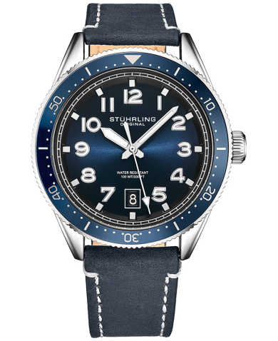 Stuhrling Men's Quartz Watch M13877