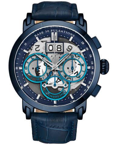 Stuhrling Men's Quartz Watch M14592
