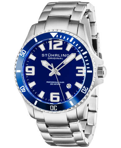 Stuhrling Men's Quartz Watch M14596
