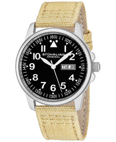 Stuhrling Men's Quartz Watch M14825