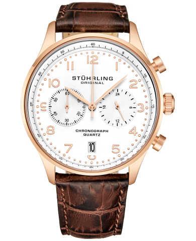 Stuhrling Men's Quartz Watch M14856