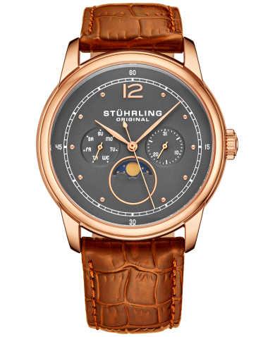 Stuhrling Men's Quartz Watch M14864