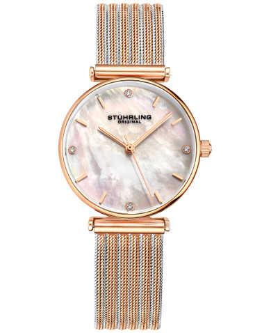 Stuhrling Women's Quartz Watch M14991