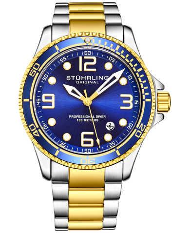 Stuhrling Men's Quartz Watch M14998
