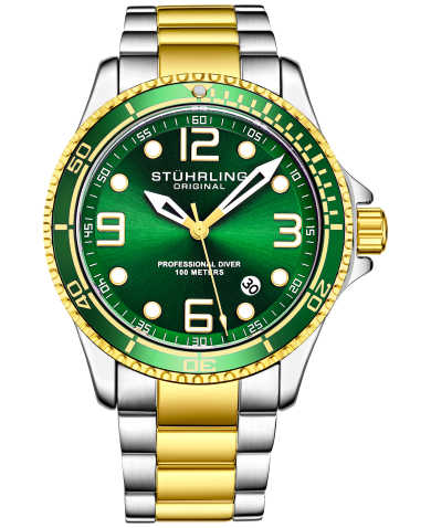 Stuhrling Men's Quartz Watch M14999