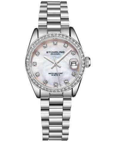 Stuhrling Women's Quartz Watch M15015