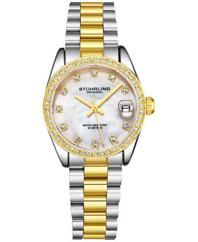 Stuhrling Women's Quartz Watch M15020