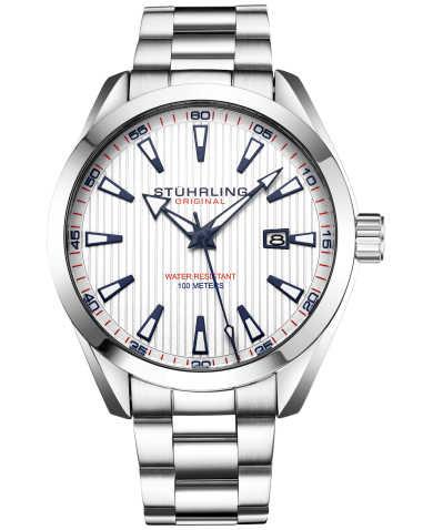 Stuhrling Men's Quartz Watch M15084