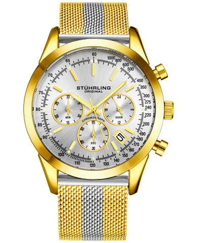 Stuhrling Men's Quartz Watch M15128