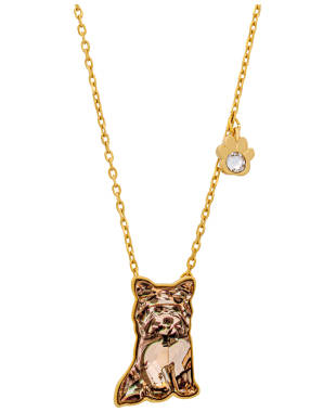 Swarovski Pets Yorkshire Women's Necklace 5446987